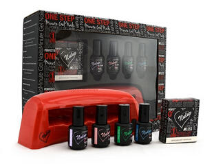 $19Nuluv® By Nailuv® Professional 6-Piece All-In-One Gel Polish Kit
