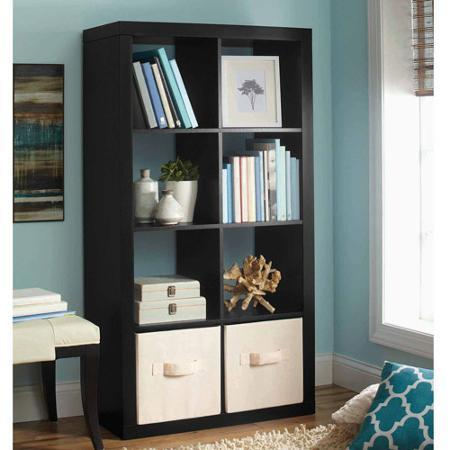 $68 + Free shipping Better Homes and Gardens 8-Cube Organizer, Multiple Colors