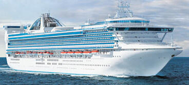From $269 Last Minute Cruise Deals at Princess Cruise Lines