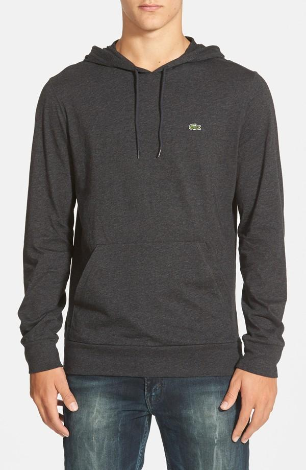 Lacoste Jersey Hoodie