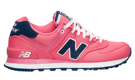 $45.49 Women's New Balance 574 Casual Shoes