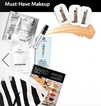 Free Must-Have Sample Bag with $25 Purchase @ Sephora.com
