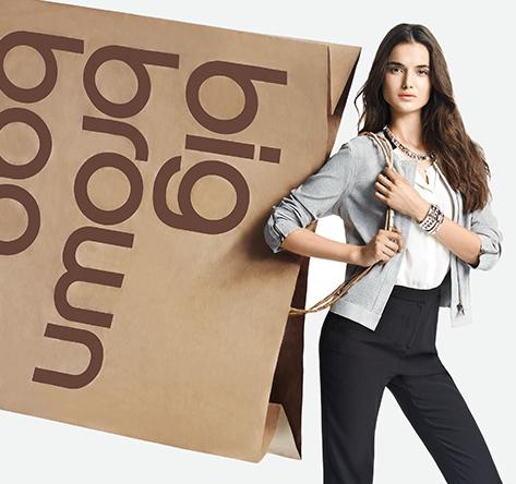 Up to 50% Off + $25 Off Every $200 Purchase The Big Brown Bag Sale @ Bloomingdales