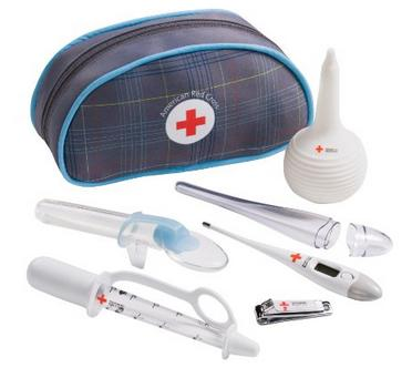 $7.78 The First Years American Red Cross Baby Healthcare Kit