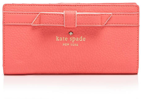 kate spade new york Cobble Hill Bow Lacey Wallet