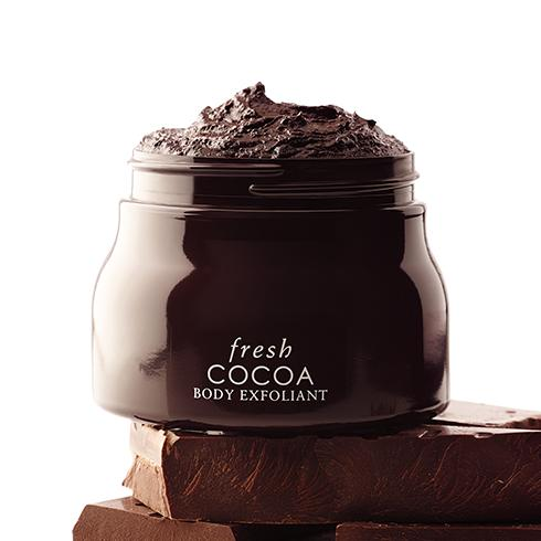 New Release Fresh launched new Cocoa Body Exfoliant
