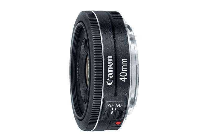 Canon EF 40mm f/2.8 STM Refurbished