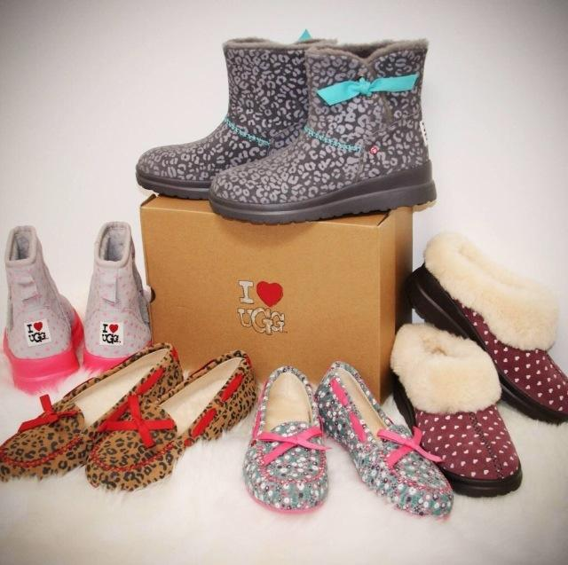 Up to 62% Off UGG I Heart UGG®UGG Belle Slippers On Sale @ 6PM.com