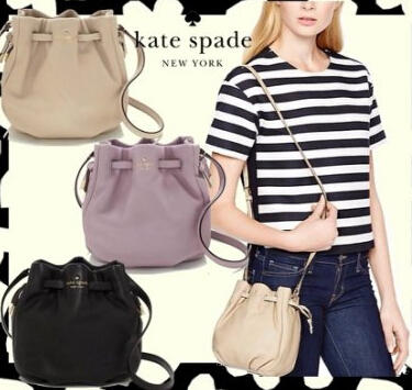 Extra 25% Off + Free Shipping Kate Spade Bucket Bag @ Kate Spade