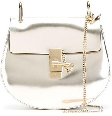 New Color Coming! + Free Shipping CHLOÉ 'Drew' shoulder bag @ Farfetch