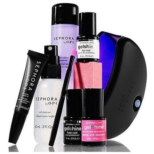 Sephora By O.P.I. Gelshine At-home Gel Colour System