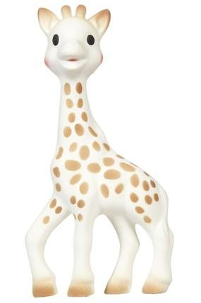 Vulli Sophie giraffe in Natural Rubber
