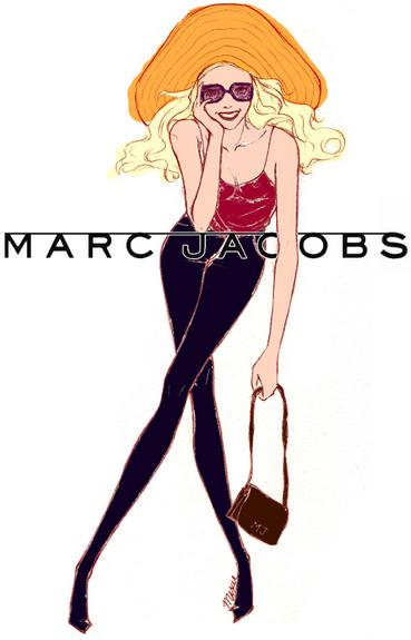 Extra 25% off already-reduced Marc by Marc Jacobs Jewelry