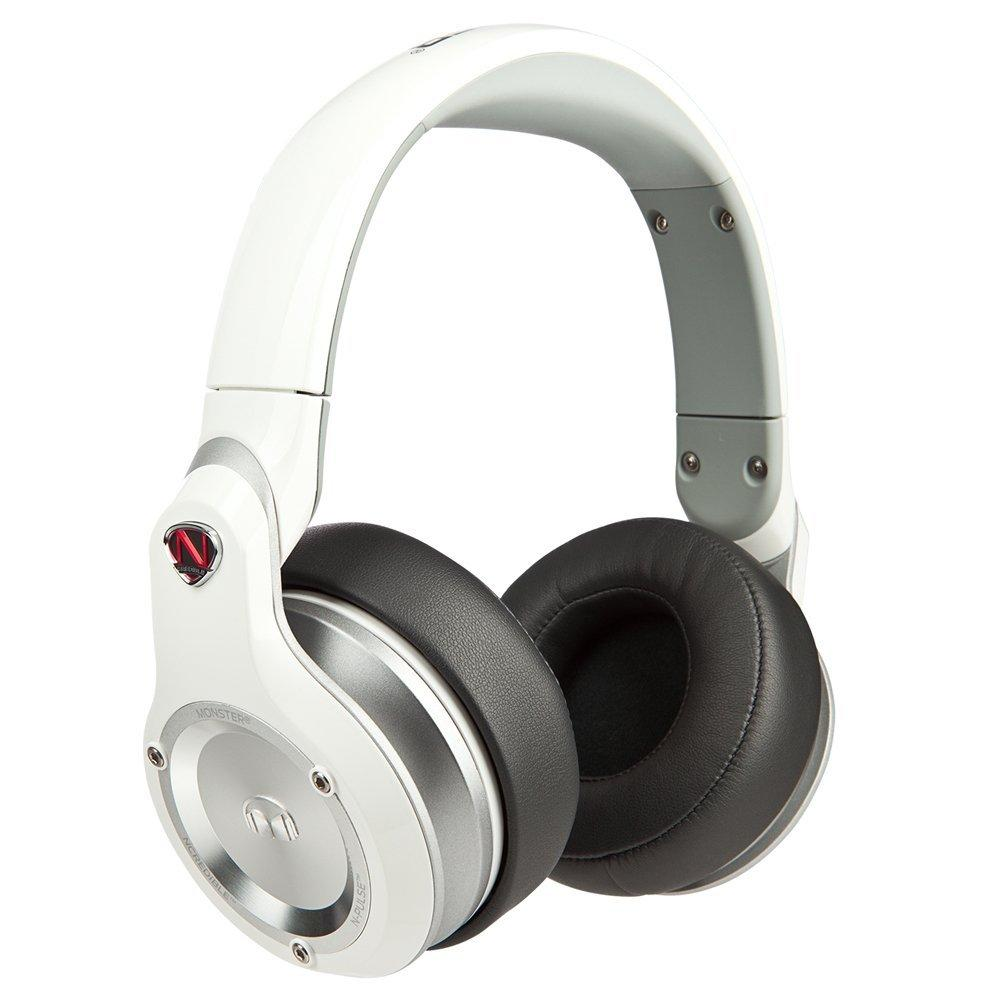 Monster Over-Ear DJ Headphones (White)