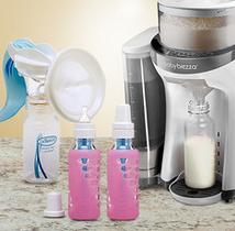 Up to 45% Off Bottles & Breastfeeding Collection @ Zulily.com
