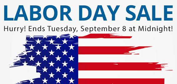 Save Up to $690! MacMall Labor Day Sale