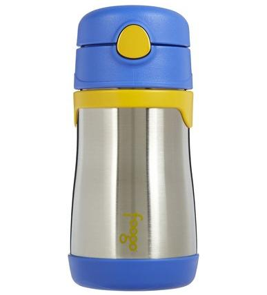 Thermos Foogo Vacuum Insulated Straw Bottle 10 oz