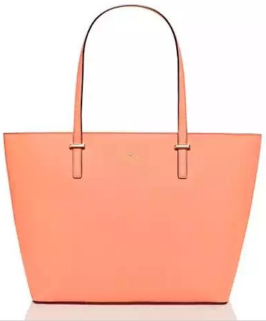 Extra 25% Off + Free Shipping Sunshine Sweet Orange Collection Bags @ Kate Spade