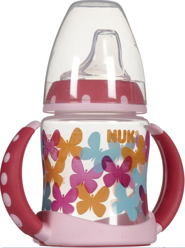 NUK Silicone Spout Learner Cup 5 oz