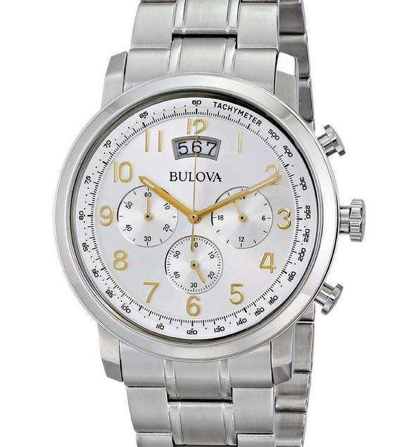 Extra 25% Off +50% Off or More Bulova Men's watches