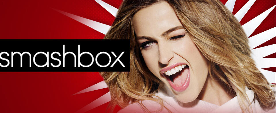 Up to $50 Off ONLINE EXCLUSIVE! Spend more, get more @ Smashbox Cosmetics