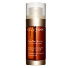 Up to 25% OFF Double Serum @ Clarins