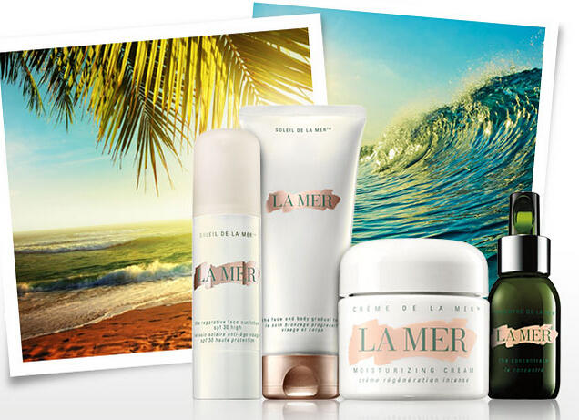 Free Face and Body Gradual Tan 1oz + 2 Free Samples La Mer Skin Care @ La Mer