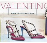 Up to 50% Off Valention Hangbags, Shoes & More On Sale