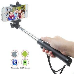 U-Shape Self-portrait Monopod Extendable Selfie Stick