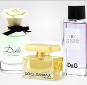 Up to 40% Off D&G, Gucci Fragrances @ MYHABIT