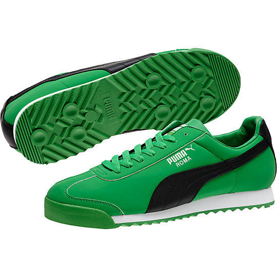 Puma Roma Blocks Mens Sneakers Shoes