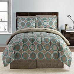 $22 8-Piece Bed Sets (Twin, Full, Queen, King)