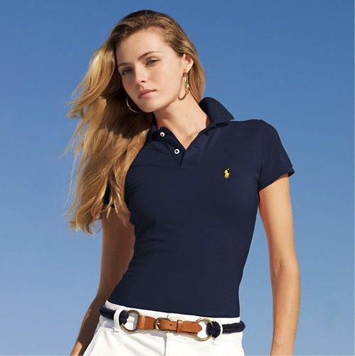 Up to 75% Off Women's Polo Shirts Sale @ Ralph Lauren