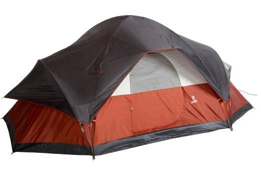 Coleman 8-Person Red Canyon Tent