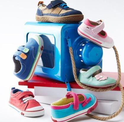 Up to 60% Off See Kai Run Kids Shoes @ 6PM.com