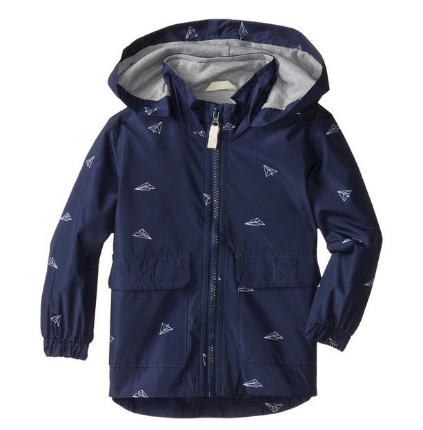 Carter's Little Boys' Airplane Rainslicker