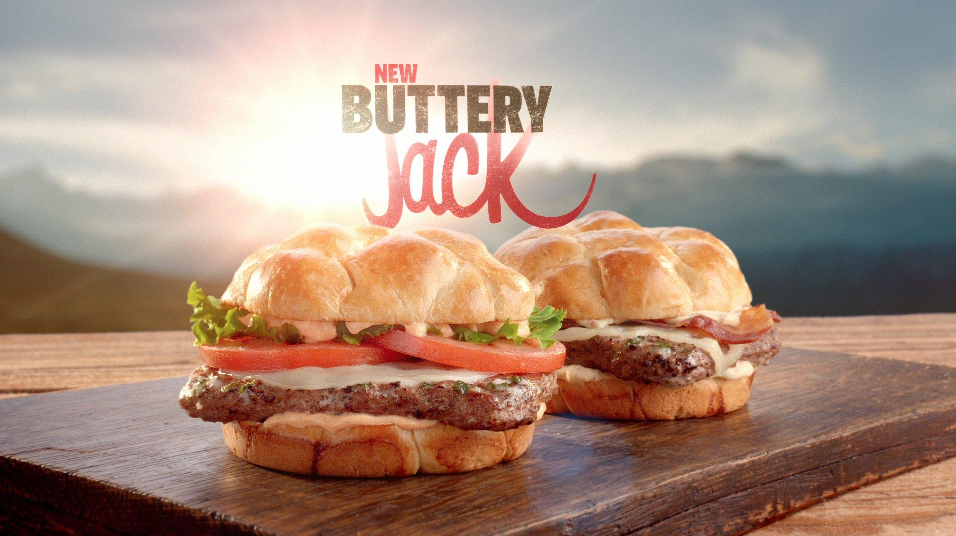 Buy One Get One FREE Buttery Jack Burger @ Jack in the Box