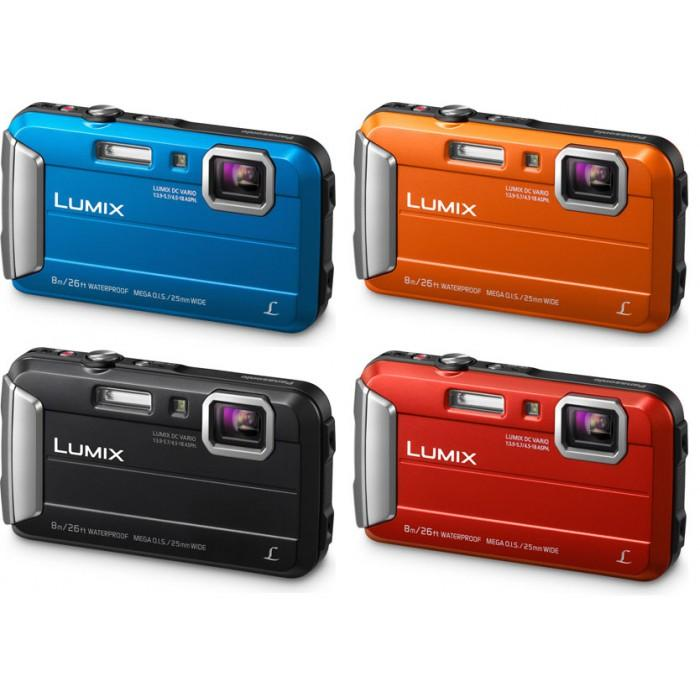 Panasonic Lumix DMC-TS30 720p HD Waterproof Digital Camera