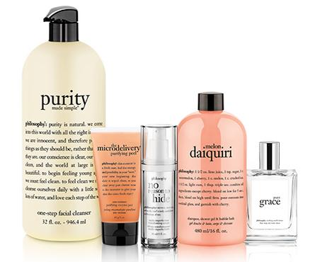 Up to 30% Off Sitewide @ philosophy