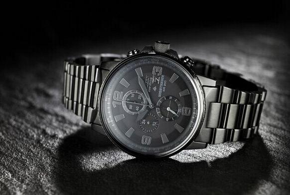 Citizen Men's Eco-Drive Nighthawk Watch CA0295-58E