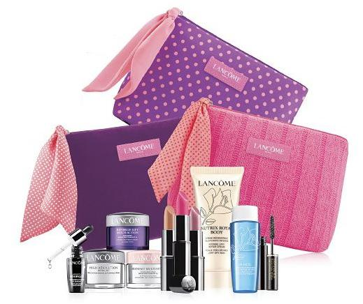 Free 7-piece Gift With Over $35 Lancome Purchase @ Belk