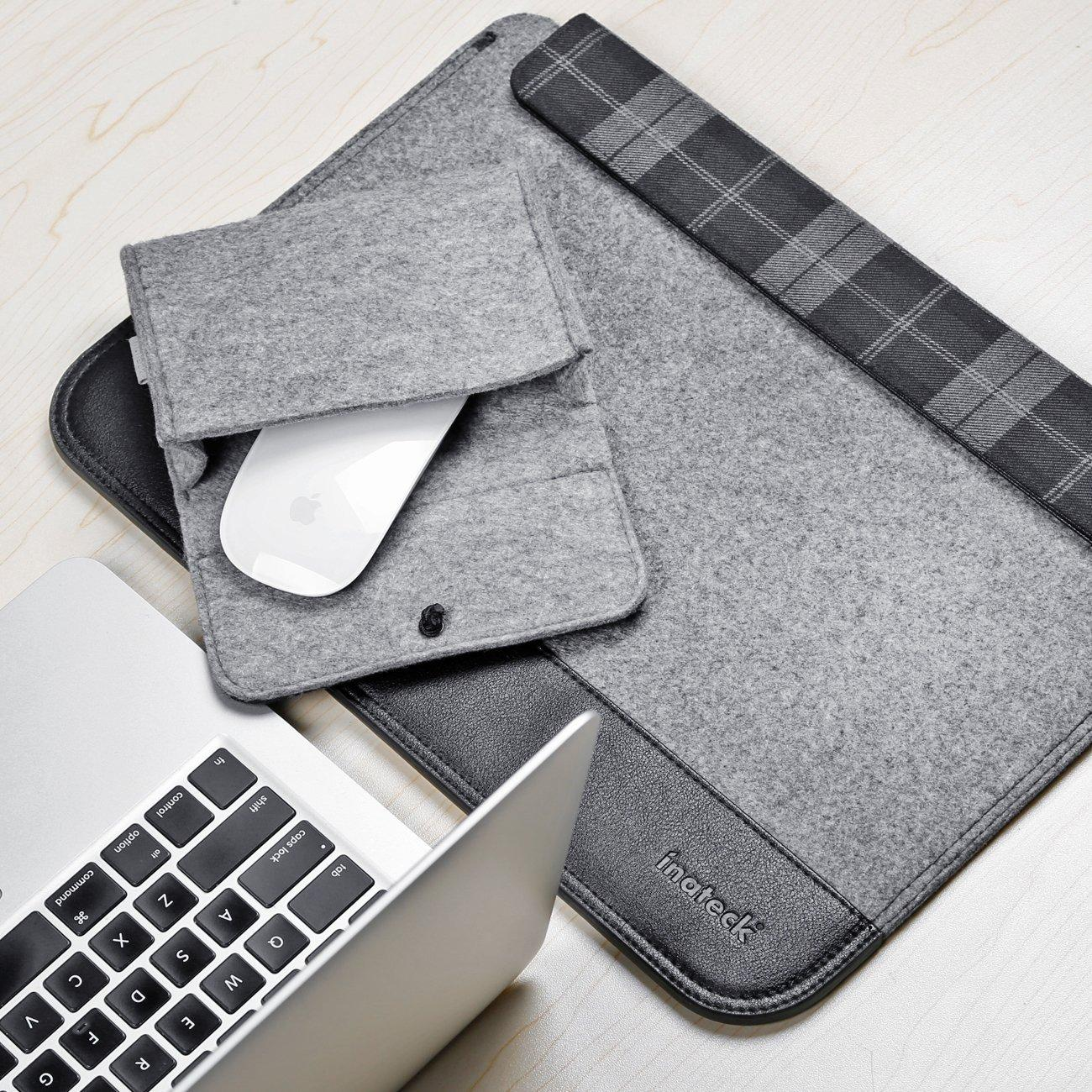 $13.99 Inateck 13.3 Inch MacBook Air/ Macbook Pro Envelope Case Cover Sleeve Carrying Protector