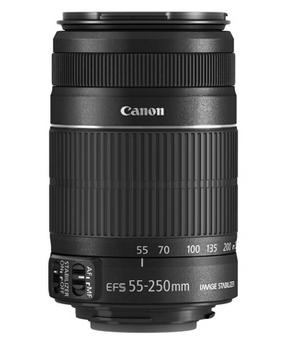 EF-S 55-250mm f/4-5.6 IS II Refurbished