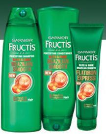 Free Garnier Fructis Brazilian Smooth Haircare Sample Pack