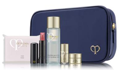 Free Sample-Filled Bag+Free 6-pc Gift Set with $300 Cle de Peau Purchase @ Neiman Marcus