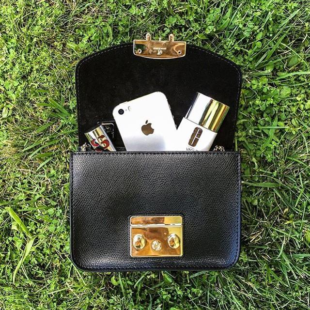 Furla Metropolis Small Shoulder Bag,