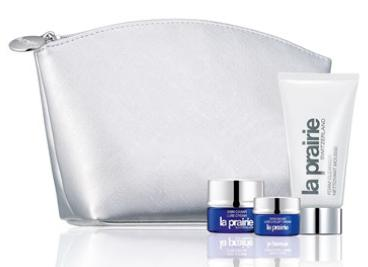 Free 4 Pieces Deluxe Samples with $400 La Prairie Purchase @ Neiman Marcus