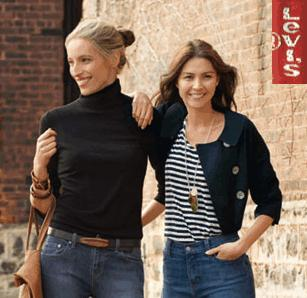Save up to 61%! Great Deals for Levi's Women's Jeans @Amazon