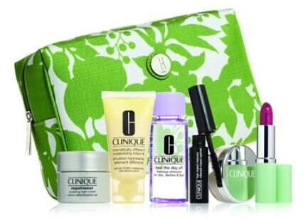 Free 7 Piece Gift Set with $50 Clinique skincare @ Neiman Marcus