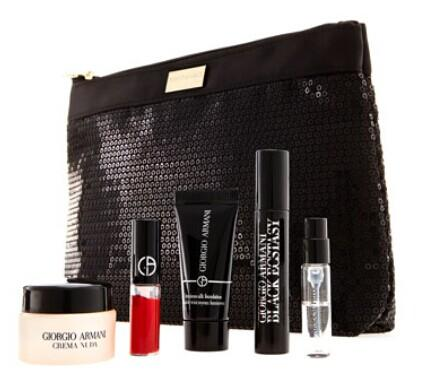 Free 6-piece Gift Set with any $150 Giorgio Armani Beauty purchase @ Neiman Marcus